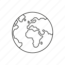 cargo, earth, globe, logistics, shipping, transport, world