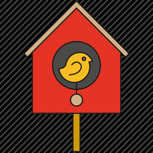 bird, birdhouse, equipment, garden, gardening icon
