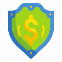 business, finance, fintech, insurance, money, save, security icon
