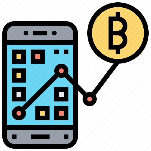 Bitcoin, cryptocurrency, exchange, mining, transaction icon - Download on Iconfinder