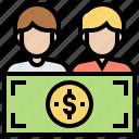 brainstorm, financial, marketing, innovation, economy icon