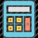 calculator, accounting, finance