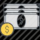 dollar, usd
