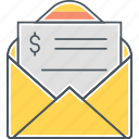 email transfer, money transfer icon