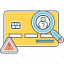 fraud, fraud detection icon