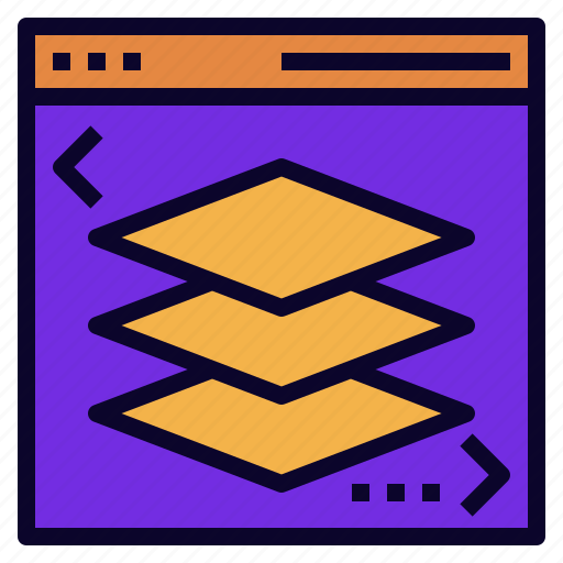 bootstrap, code, developer, frontendp, software, startup icon