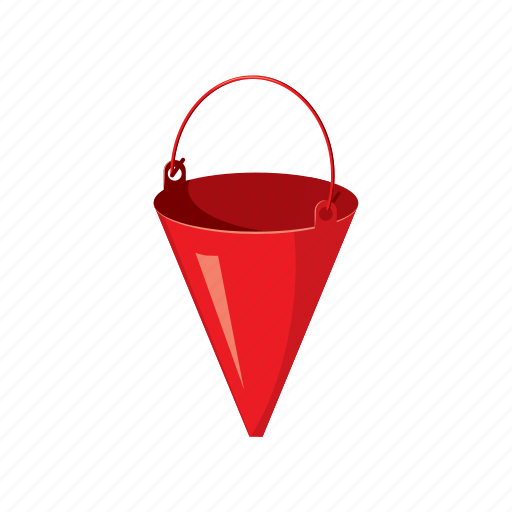 Bucket, cartoon, equipment, extinguish, fire, protection, safety icon - Download on Iconfinder