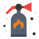 extinguisher, fire, security