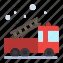 alarm, emergency, fire, help, truck