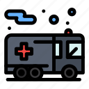 emergency, fire, security, transportation