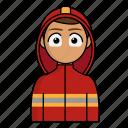 firefighter, fireman, fire