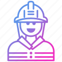 avatar, firedepartment, firefighter and fire department, fireman, putoutfire icon
