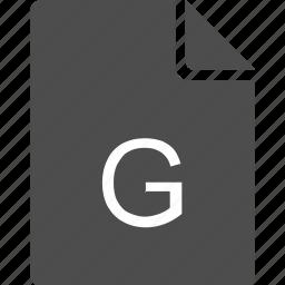 doc, document, file, g icon