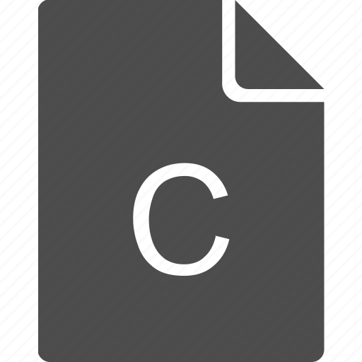 c, doc, document, file, letter icon