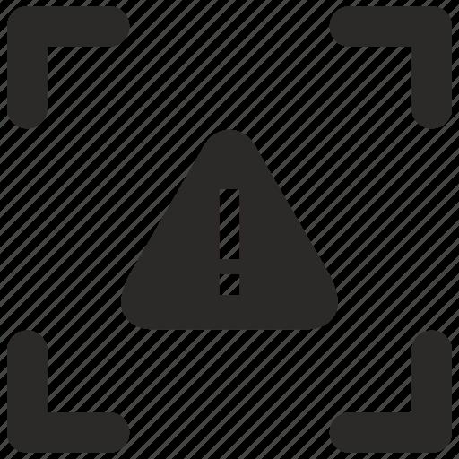 anti, signal, system, theft, warning icon