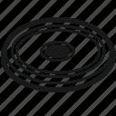 disc, for pet, frisbee, pet toy, round, throw, toy icon