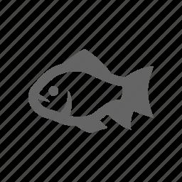fish, fishing, lake, nature, outdoors, river, water icon