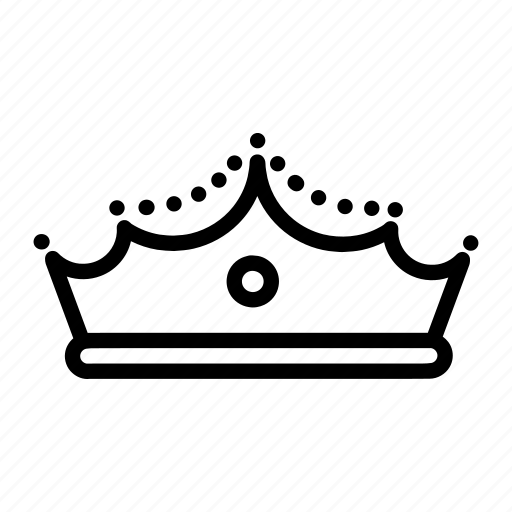 crown, crowns, jewelry, king, prince, princess, queen icon