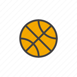 basketball, fitness, game, play, sport icon