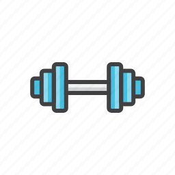 fit, fitness, health, training, weight icon