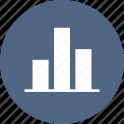 analytics, bar graph, chart, graph, statistics icon