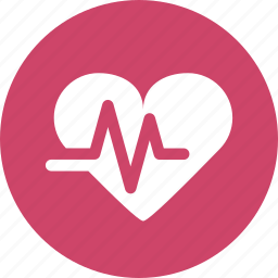 health, heart, heartbeat, medical, pulsation, pulse, rate icon