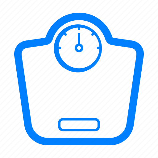 body, fitness, measure, scale, tool, weight icon