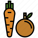 diet, food, fruit, healthy, vegan, vegetables, vegetarian icon