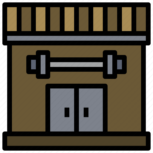 exercise, fitness, gym, signal, sport, sports, weight icon