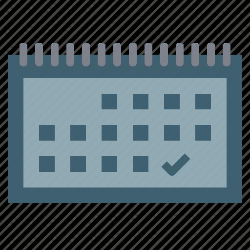 calendar, date, event, events, list, schedule, wish icon