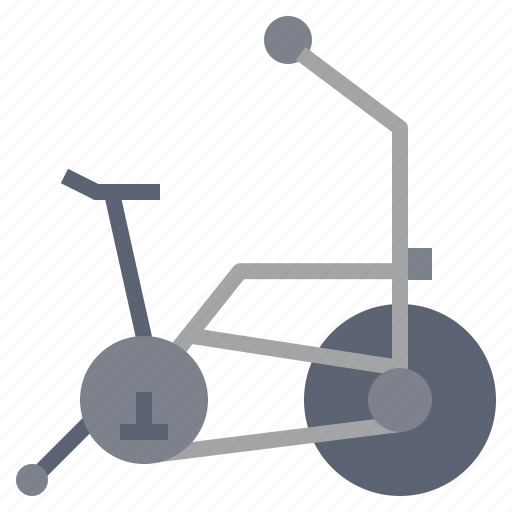 bike, exercise, fitness, gym, healthcare, sports, stationary icon