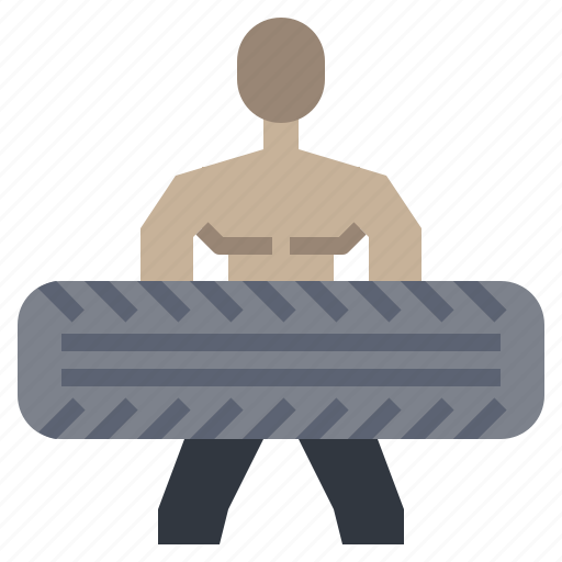 dumbbell, lifting, people, tbodybuilder, weigh, weightlifting, weights icon