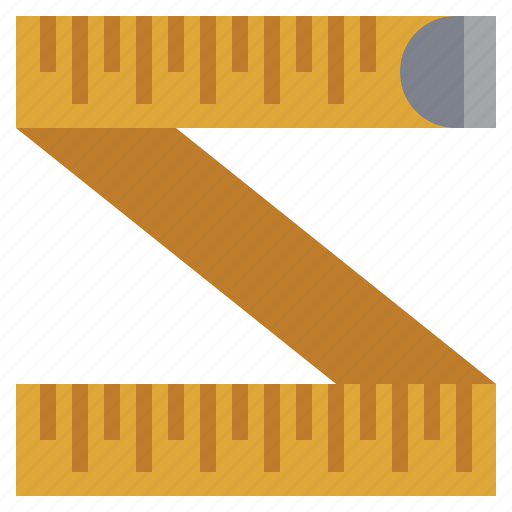 construction, fitness, measuring, miscellaneous, sports, tape, tool icon