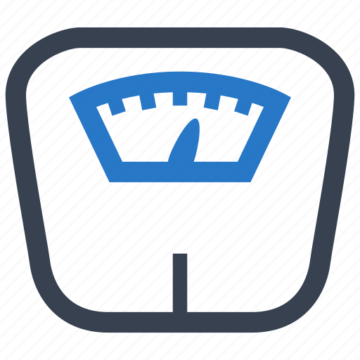 diet, scale, weight icon