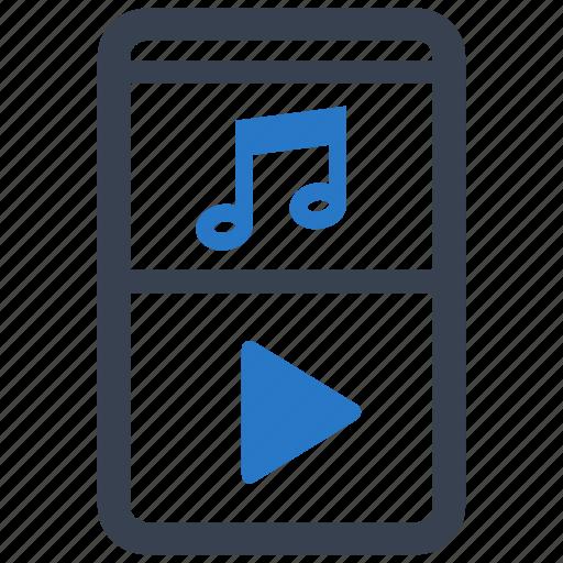 ipod, music, playlist icon