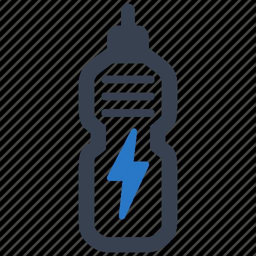 drink, energy, power icon
