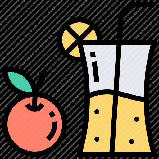 drink, fruit, juice, nutrient, refreshment icon