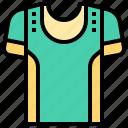 clothes, gym, jersey, shirt, sport