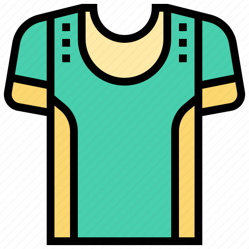 clothes, gym, jersey, shirt, sport icon