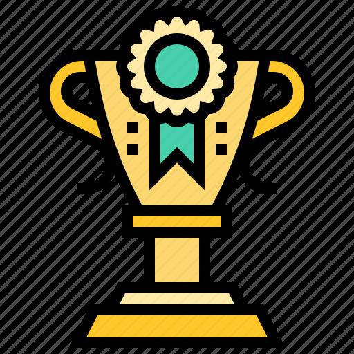 award, champion, prize, trophy, winner icon