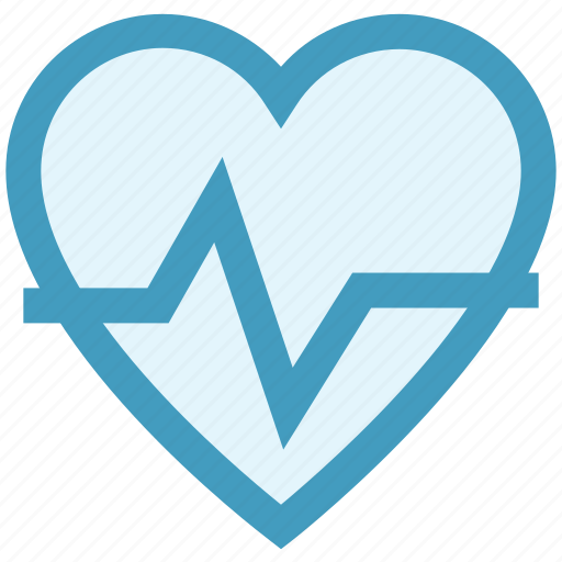 Beat Fitness Health Healthy Heart Heart Rate Pulse Icon Download On Iconfinder