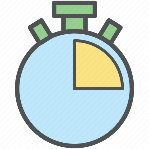 chronometer, clock, stopwatch, time keeper, timepiece, timer, watch icon