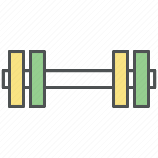 barbell, bodybuilding, dumbbell, exercise, fitness, gym, heavy, lifting, weightlifting icon