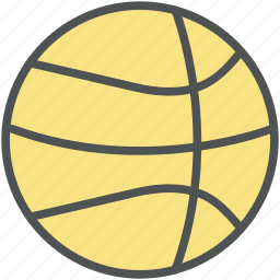 ball, basketball, game, sports, sports equipment icon