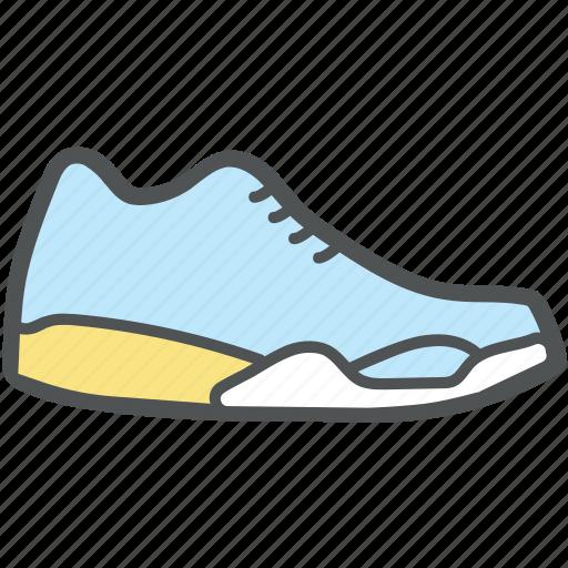 running shoe, sneaker, soccer shoe, sportive shoe, sports shoe, tennis shoe, trainers icon