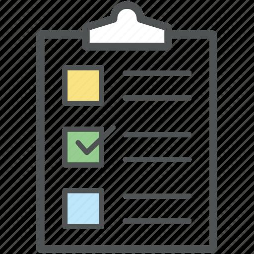 agenda, catalog, checklist, index, list, listing, schedule icon