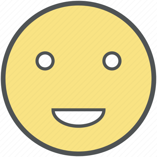character, emoticon, emotion, face, happy, happy face, smiley face icon