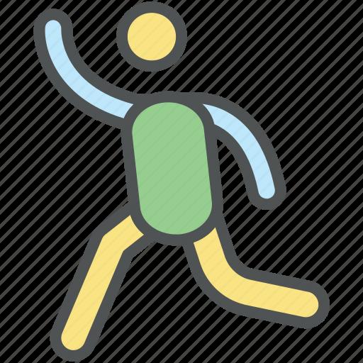 jogger, jogging, male runner, man running, racer, runner, well being icon