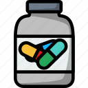 container, health, fitness, pill, medicine, healthy, bottle