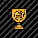 achievement, bodybuilding, competition, gym, muscle, trophy, winner